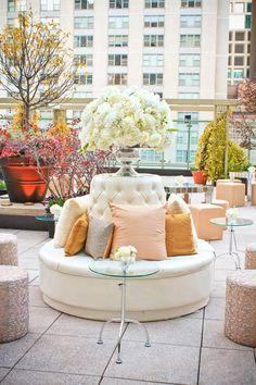 {a favorite furnishing: the borne settee}