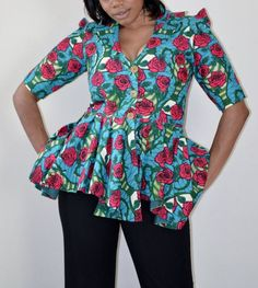 Sexy Exposing Ankara jackets For you  - #1 Nigeria Style Blog - http://stylesonstyles.blogspot.com.ng/2015/12/sexy-exposing-ankara-jackets-for-you.html