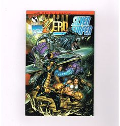 Top Cow, Marvel 3, Chapter One, Reign, Crossover, Devil, Comic Books, Age, Superhero
