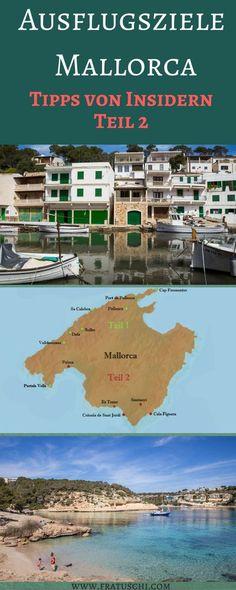Ausflugsziele Mallorca – Palma und der Süden Reiseblogger und Mallorca Insider verraten ihre Geheimtipps und Lieblingsplätze auf Mallorca. Reisetipps für die schöne Insel!