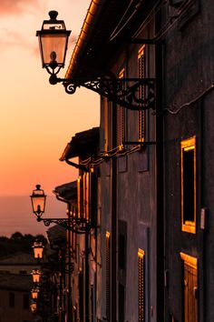 https://flic.kr/p/xQEdte | San Martino al Cimino #2 | Sunset.  Canon 6D Tamron…