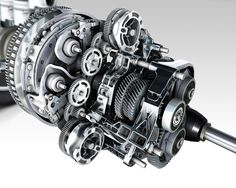 Renault Six-Speed EDC Dual Clutch Transmission. I am in love with any kind of transmission
