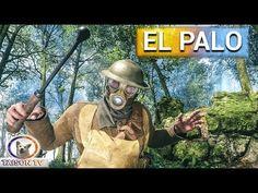 """Battlefield 1 El loco del Melee """"El Palo"""" Episodio 11"""