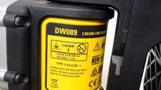 DIY  Tools Dewalt 3 Line Laser Level