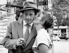 In bed with Belmondo: Raymond Cauchetier and the new wave