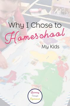 What is your reason for homeschooling? Every family is different and has different reasons for homeschooling. Here is why I chose to homeschool my kiddos. #homeschool #homeschooling