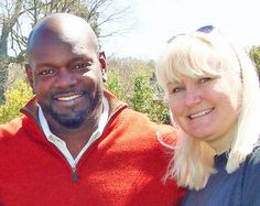 Megan Smolenyak helped former NFL running back Emmitt Smith find his family roots on the TV show,