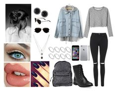 """""""Untitled #068"""" by theycallmekaye ❤ liked on Polyvore featuring Agent Ninetynine, Topshop, Monki, Wet Seal, Calvin Klein, Forever 21, Genevieve & Grace, ASOS and Charlotte Tilbury"""
