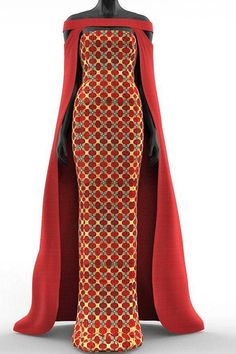 african print fashion dresses Africa Fashion 585256914064077961 - 2 piece African Print Cape Maxi Fitted Dress Source by agintabaroes African Fashion Ankara, Latest African Fashion Dresses, African Print Dresses, African Inspired Fashion, African Print Fashion, Africa Fashion, African Dress, Fashion Prints, African Prints