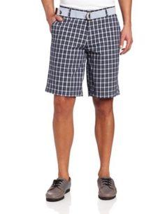 U.S. Polo Assn. Men's Flat Front Short, Classic Navy, 34 U.S. Polo Assn.. $25.99
