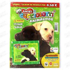 PACK LANZAMIENTO ANIMALES CUCCIOLOTTI - www.chuchesonline.com