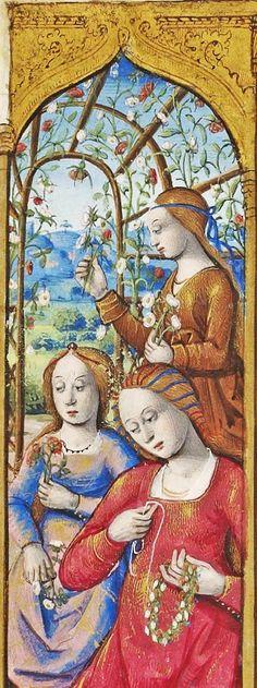 Petites Heures de la Reine Anne de Bretagne