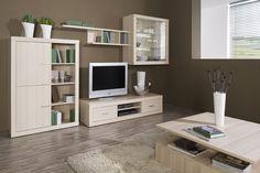 Obývacie steny | Obývacia stena Nico (Jaseň coimbra) | Nabytkarstvo.sk - Eshop s nábytkom