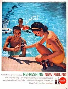 Vintage Coke/ Coca-Cola Advertisements of the 1960s (Page 2)