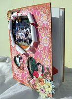 Erka kreatív világa Minden, My Works, Lunch Box, Scrapbook, Bento Box, Scrapbooking, Guest Books, Scrapbooks