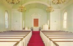 Sesquicentennial Alumni Chapel :: Bowden Postcard Collection Online