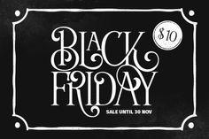 Wallington Pro [BLACK FRIDAY SALE!] by Zeune Ink Foundry on Creative Market