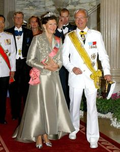 Charlize Theron Style, Royals Today, Queen Of Sweden, Sweden Fashion, Queen Margrethe Ii, Swedish Royalty, Queen Silvia, Danish Royal Family, Danish Royals