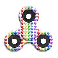 SPINNERS squad fidget toys Emoji Hearts