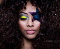 star makeup - Google Search