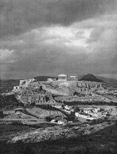 Ακρόπολις, 1920