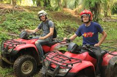 fourtrax twins   - Costa Rica