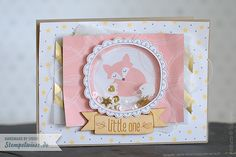Stampin' Up! - Project Life - Hello Baby Boy