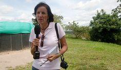 La periodista de EL MUNDO Salud Hernández-Mora, desaparecida en una zona guerrillera en Colombia | EL MUNDO – The Bosch's Blog