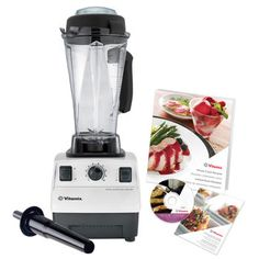 Win 1 of 2 Vitamix blender packages and 1 of 5 Ancient Minerals Magnesium prize packs!
