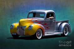 1940 Ford...Re-pin brought to you by agents at #HouseofInsurance #Eugene, Oregon for #carinsurance.