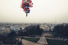 I used to feel just like this. I was afraid that I would float away like a helium balloon.  (2) Tumblr