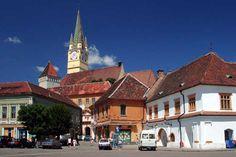 Medias - Centrul vechi