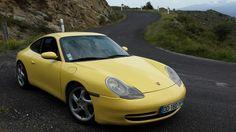Pastel Yellow - Porsche 911 996 mk1 3.4