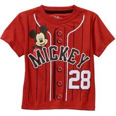 Disney Mickey Baby Toddler Boy Graphic Tee Shirt  *$5.88