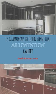 13 Glamorous Kitchen Furniture Aluminium Gallery - Kitchen Design
