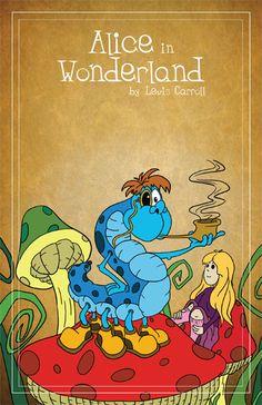 Lewis Carroll's 'Alice in Wonderland'