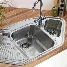 kitchen : Dazzling Unique American Kitchen Sink Corner Kitchen Sinks ...
