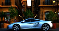 Centre, Bold: McLaren MP4-12C Test Drive Event at Cafe Cilantro, 4/4
