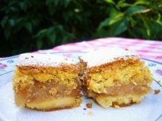 bekebeli-almas-pite MENTES GLUTÉN, TEJ, CUKOR Sin Gluten, Dairy Free, Gluten Free, Protein Cake, Cooking Recipes, Healthy Recipes, Health Eating, Tej, Deserts