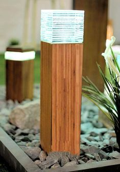Bollard & Path Lights│Contemporary Landscape Lighting - The Light Yard Contemporary Landscape Lighting, Contemporary Style, Garden Path Lighting, Bollard Lighting, Moso Bamboo, Commercial Lighting, Modern Exterior, Garden Paths, Land Scape