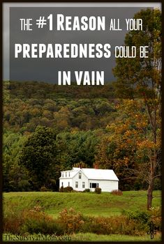 Think you're prepared for just about anything? Maybe not so much.  Check out the #1 reason why all you've done might be in vain.   www.TheSurvivalMom.com