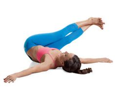 Yoga Moves for Flat Abs | Fitbie