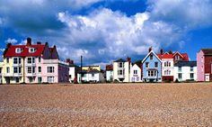 Aldeburgh in Suffolk, and Hinton St George in Somerset, have the UK's highest life expectancies.