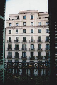 architecture - windows - terrace