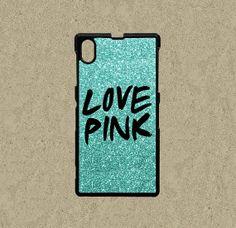 Google Nexus 4 case,Google Nexus 5 case,Sony Xperia Z1 case,Sony Xperia Z case,Htc One case,Htc One S case,Htc One X case--Love Pink. by Ministyle360, $14.99