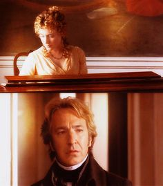 Love at first sight - Marianne & Colonel Brandon - Sense & Sensibility 1995