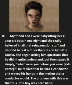 17 Creepy Things Kids Have Said to Babysitters | Team Jimmy Joe