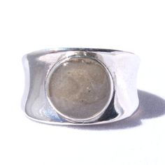 Solidified Cremation Jewelry  Ashes Sterling Silver by CloseByMe, $200.00