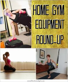 Looking to build the perfect home gym for a great home fitness and exercise routine? We've got the products for you!