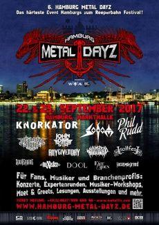 HAMBURG METAL DAYZ 2017  | www.metaltix.com